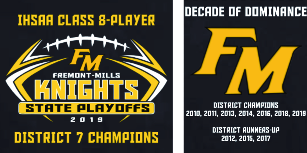 FB playoff shirts 2019