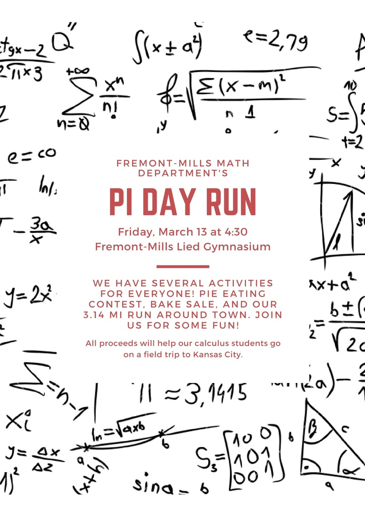 Pi Day Flyer